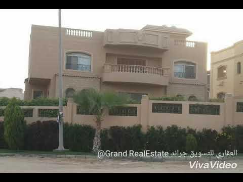 فيلا للبيع - أكتوبر - بيفرلي هيلز - Villa For Sale - Beverly Hills