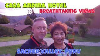 CASA ANDINA HOTEL PREMIUM IN SACRED VALLEY, PERU