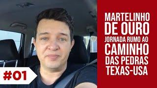 Gambar cover # 01- MARTELINHO DE OURO -  GRANIZO - O CAMINHO DAS PEDRAS - HERIVELTO MALOSTI