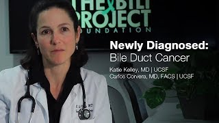 Newly Diagnosed: Bile Duct Cancer
