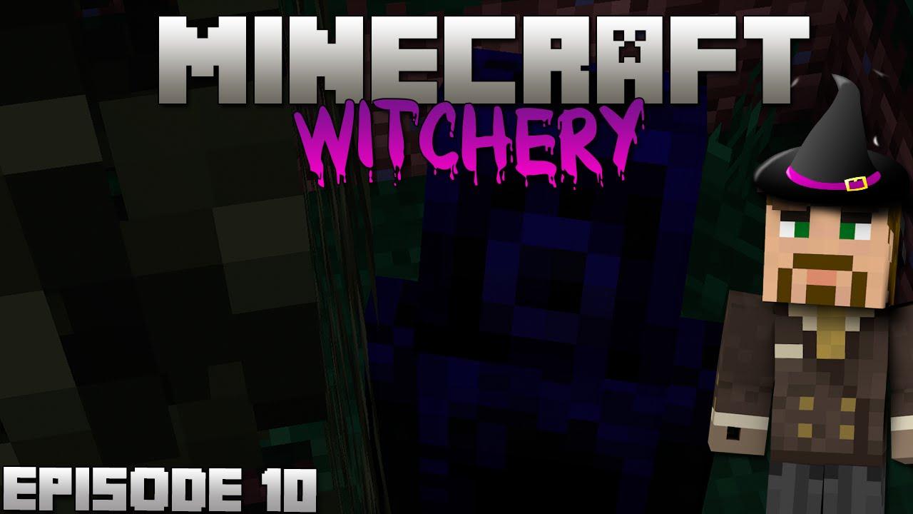 [Dansk]Minecraft Witchery ::Ep10::Spirit World! - GoldenGribGaming