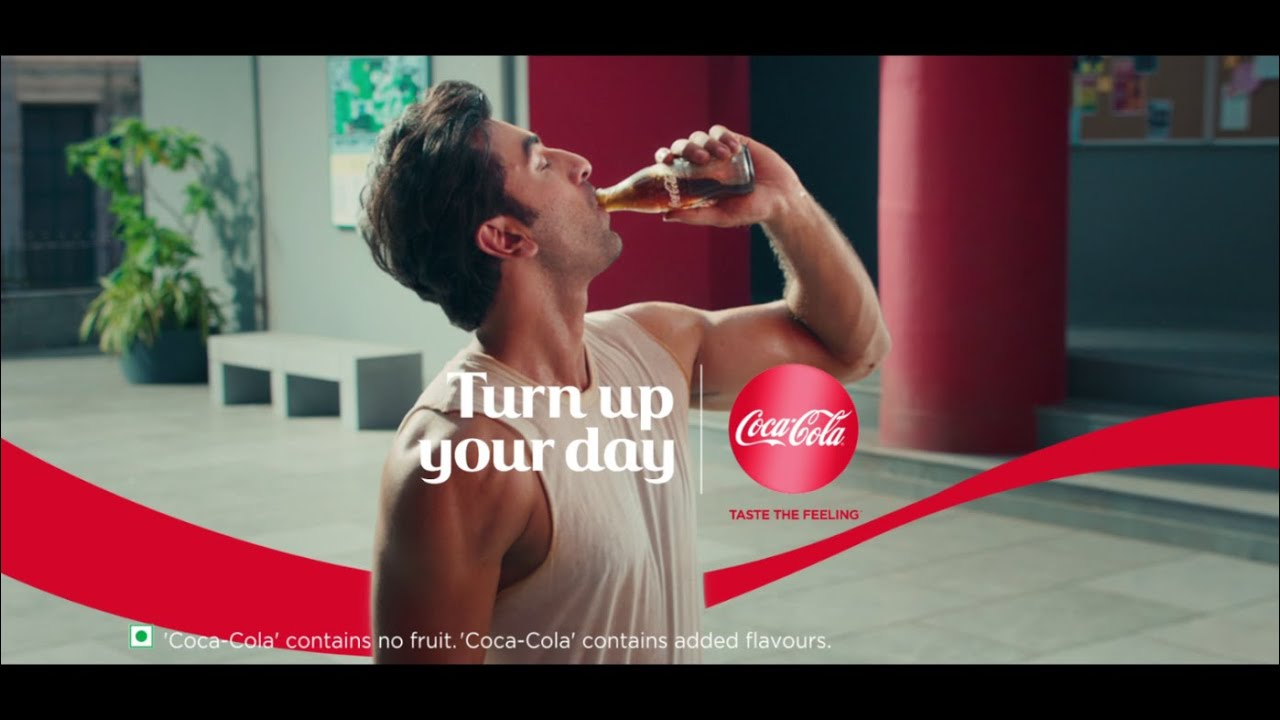Download Turn Up Your Day The Coca-Cola Way