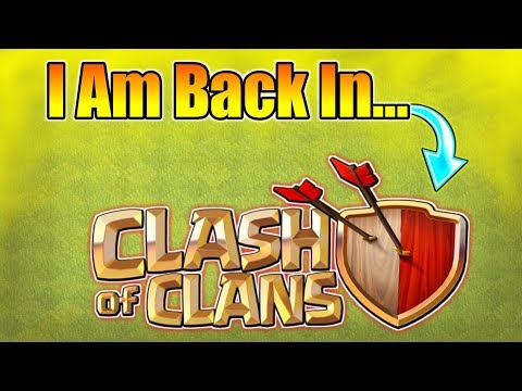 I Am Back In Clash Of Clans😀Some Important Update For Channel