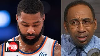 The Knicks are making Stephen A. extremely sad | Stephen A. Smith Show