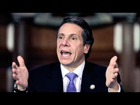 Why is Possible Dem Presidential Candidate Gov Cuomo Siding With Republicans Over His Party?