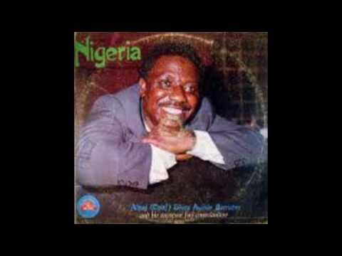 LATE SIKIRU AYINDE BARRISTER NIGERIA (COMPLETE ALBUM)1983