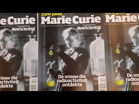 Marie Curie special van New Scientist