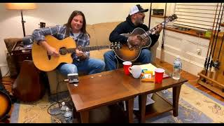 Aaron Lewis and Mike Mushok (STAIND) - Outside (Acoustic) LIVE 11-20-20 HD