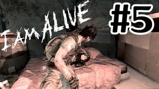 I Am Alive Walkthrough Part 5 - PC Max Settings Gameplay With Commentary 1080P