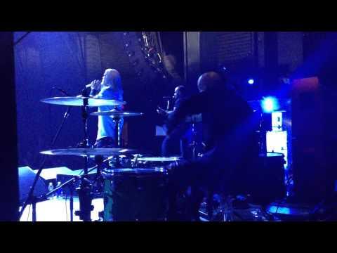 Gemini Syndrome Live  9.28 Calgary Alberta  Brian Steele Medina Drum Cam