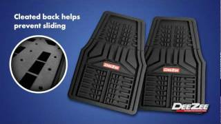 All Weather Deep Channel Floor Mats