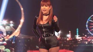Magaly baila 'Big Booty' al estilo de Jennifer Lopez
