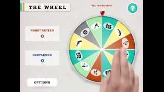 The Wheel Party Game (official Trailer)