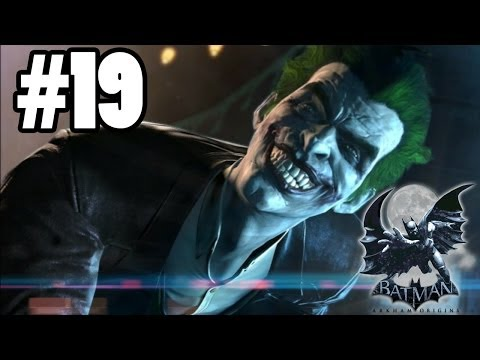 Batman Arkham Origins: Part 19 - Gotham City Royal Hotel [PS3][HD]