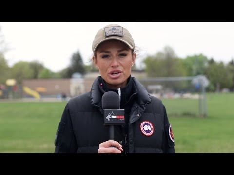 Faith Goldy: Time For Trudeau To Visit The Border!