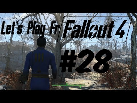 Let's Play Fr - Fallout 4 Episode 28 : Le tunnel de Mass Pike