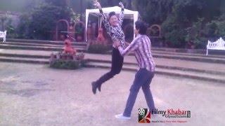 Anmol KC & Samragyee RL Shah Photoshoot || Behind Scene || Dreams || Nepali Movie
