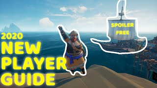 SEA OF THIEVES - NEW PLAYER GUIDE 2020 (no spoilers)