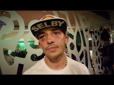 LEE SELBY - 'FRAMPTON IS A GREAT FIGHTER ITS A NATURAL FIGHT FOR US BOTH, ID EVEN COME TO BELFAST'