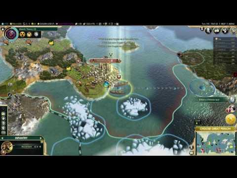 Civilizations V Aztec Montezuma Episode 10