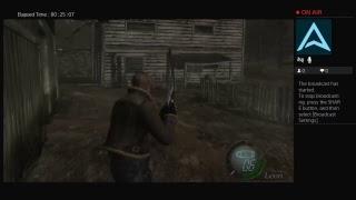 Resident Evil 4 Ep 1