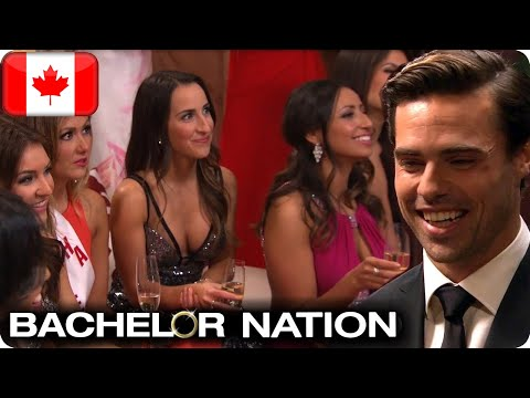 Tim Is Overwhelmed By All The Women!   The Bachelor CA