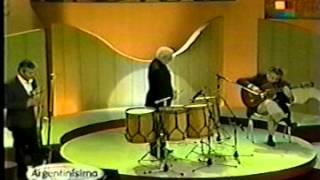 CRIOLLITA SANTIAGUEÑA (zamba) - Cacho Tirao - Domingo Cura - Leo Carabajal