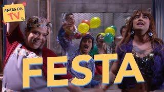 Festa - Xuxeta + Timi Tiurri - Xilindró - Humor Multishow
