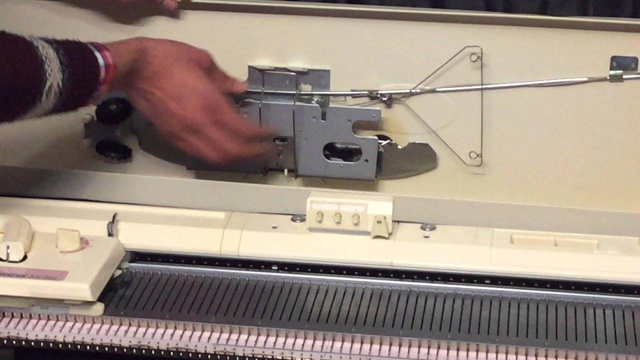 260 knitting machine