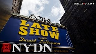 David Letterman Says Farewell in Emotional 'Late Show' Finale