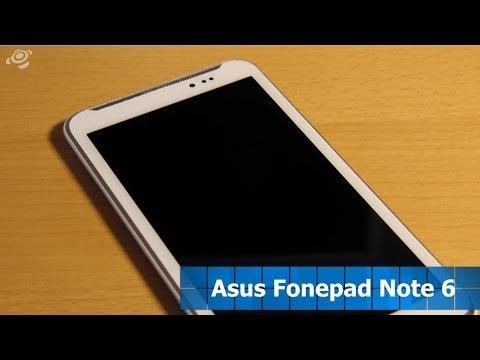 Asus Fonepad Note 6 im Test