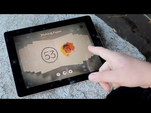 """Paper"" IOS App Review - App-Adventskalender #13 - Felixba94"