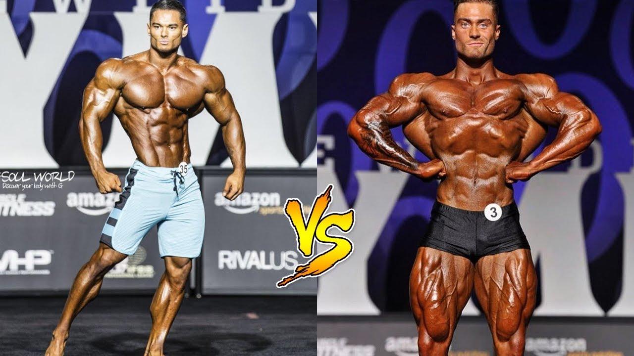 d517d0255090 Men's Physique Vs Classic Physique I Jeremy Buendia Vs Chris Bumstead  -Fitness Motivation