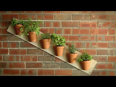 How To Build Quick Vertical Garden Projects with Gardeniere Jim
