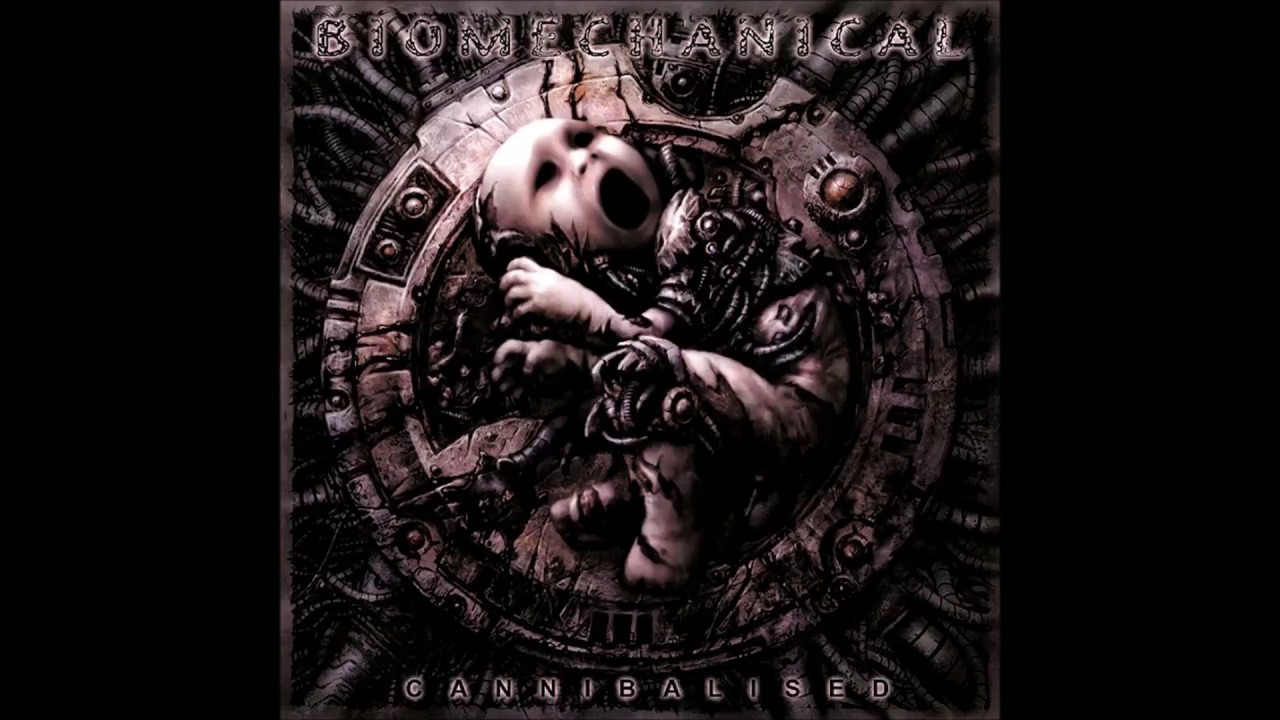 Biomechanical  Cannibalised full album 2008