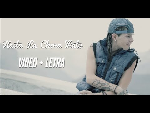 Maniako - Hasta La Chora Mate (Video+Letra)