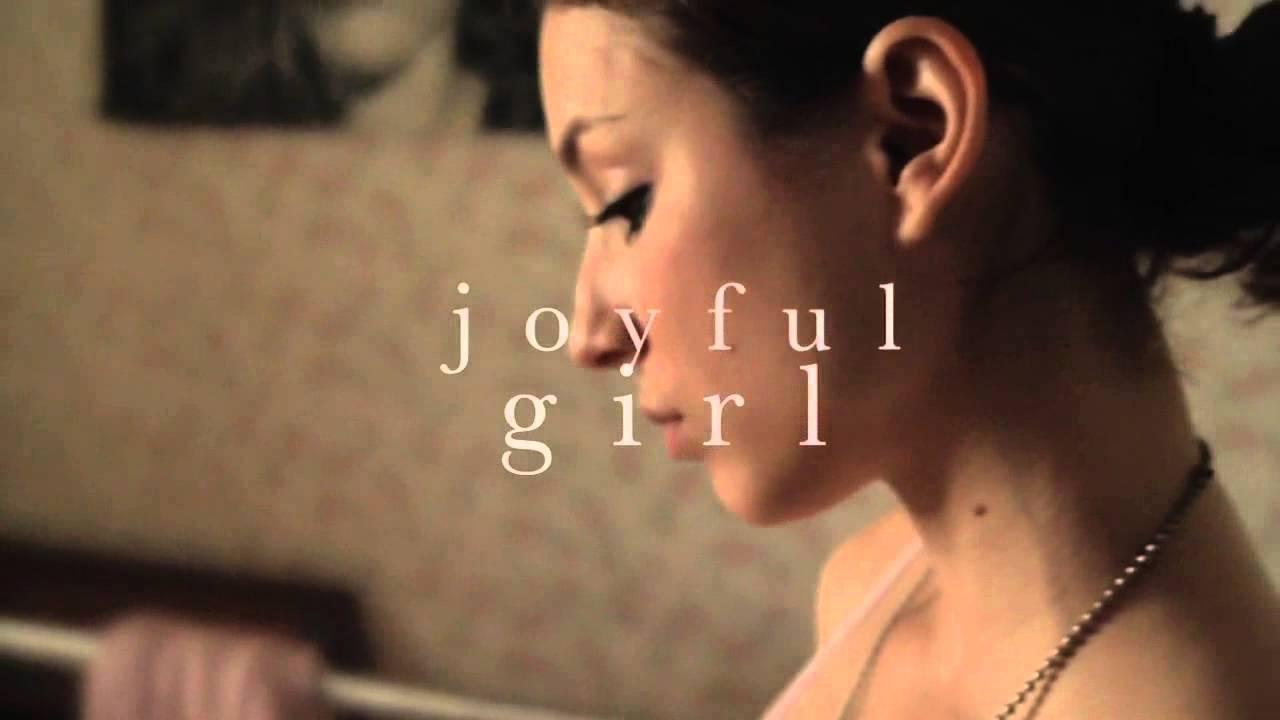 Troian Bellisario joyful girl