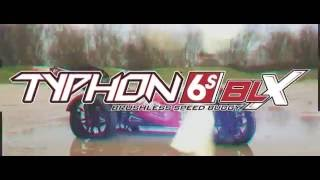 ARRMA 1/8 TYPHON 6S BLX Brushless 4WD RTR Red Video