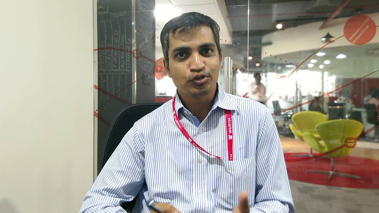 Mr  Satish | Testimonial | WURTH India Pvt Ltd