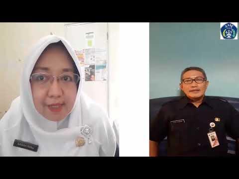 Pemilihan Ketua OSIS Secara Online (Virtual SMP Negeri 65 Jakarta) Masa Bhakti 2020 - 2021