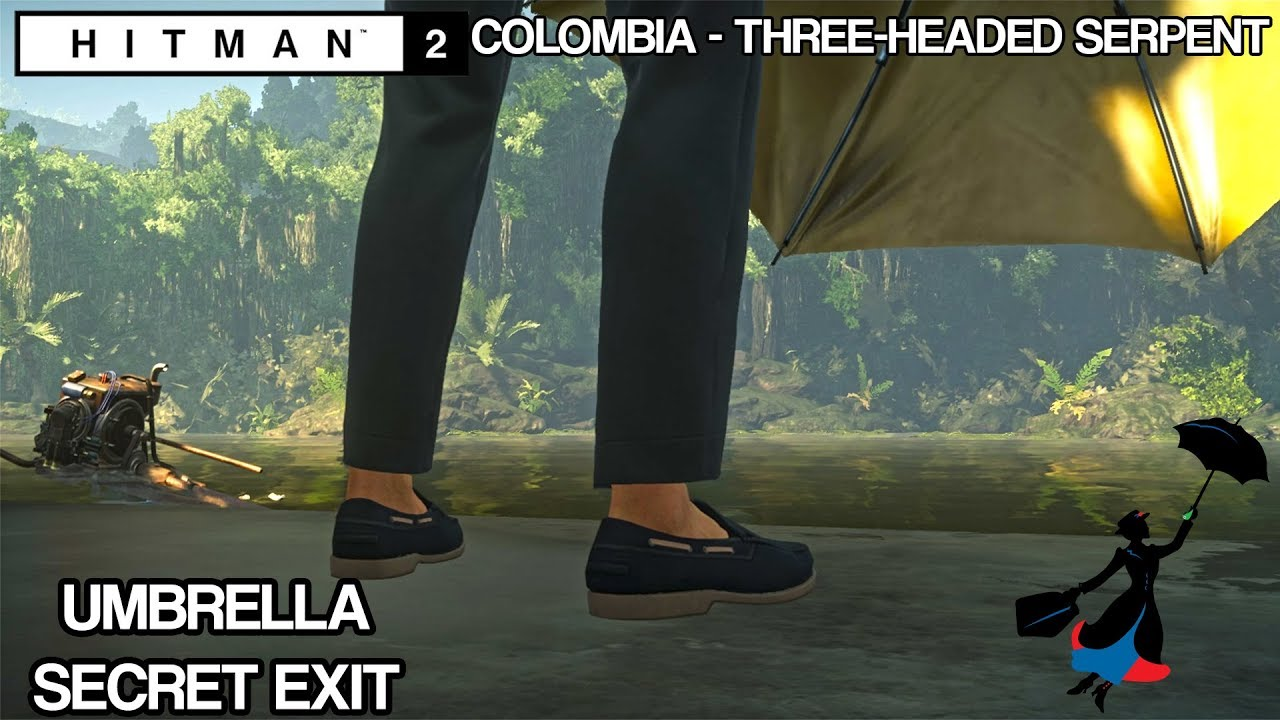 Exiting colombians