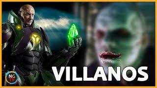 Lex Luthor para Titans 2 y Look final de el Joker en Gotham