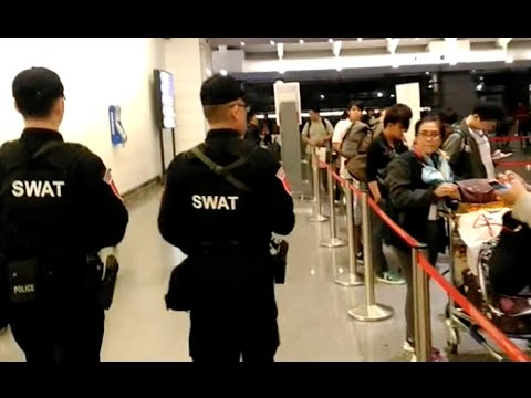 Taiwan Airport Increases Security after Terrorist Attacks in Brussels