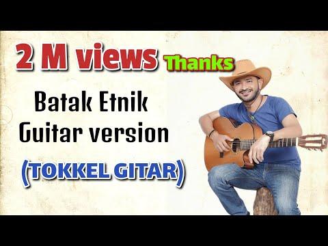 10 uning uningan populer versi melodi gitar - tokkel batak (waren sihotang official)