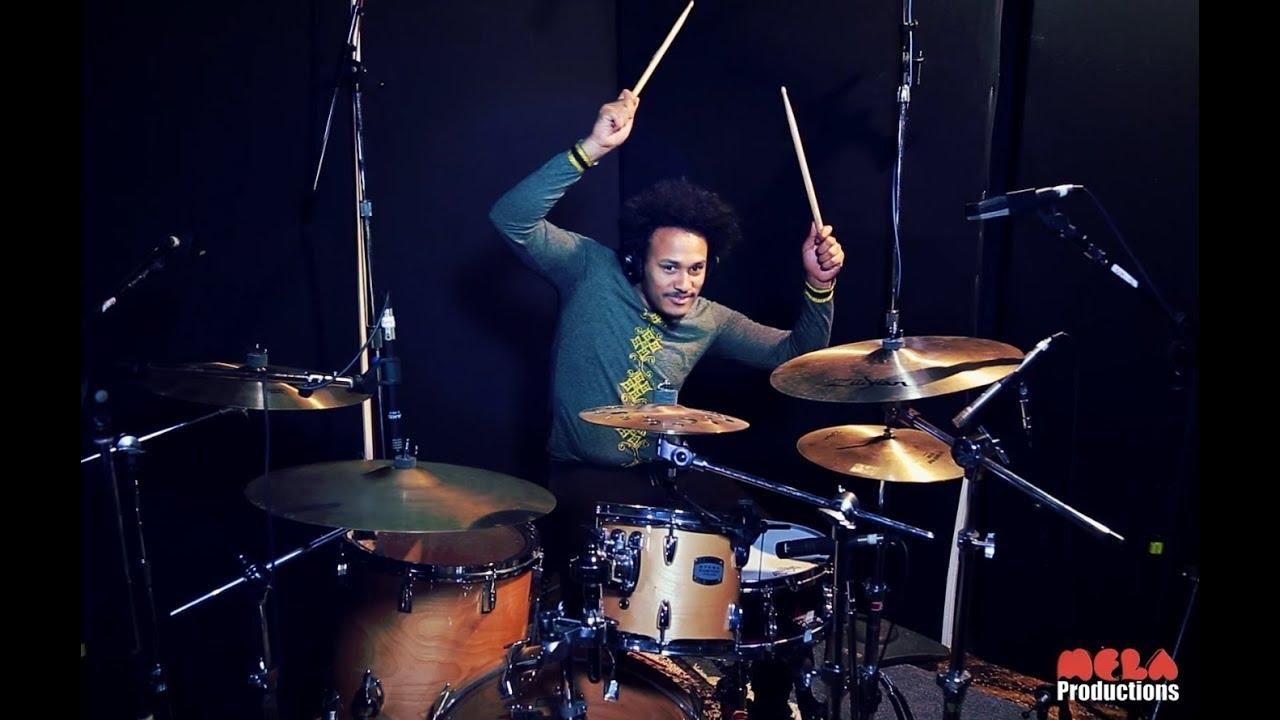 The Return Drum Cover - Addis Misganaw (Adio) & Habtamu Negash