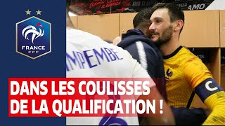 Les coulisses de la qualification, Equipe de France I FFF 2020