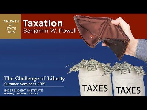 Taxation | Benjamin W. Powell