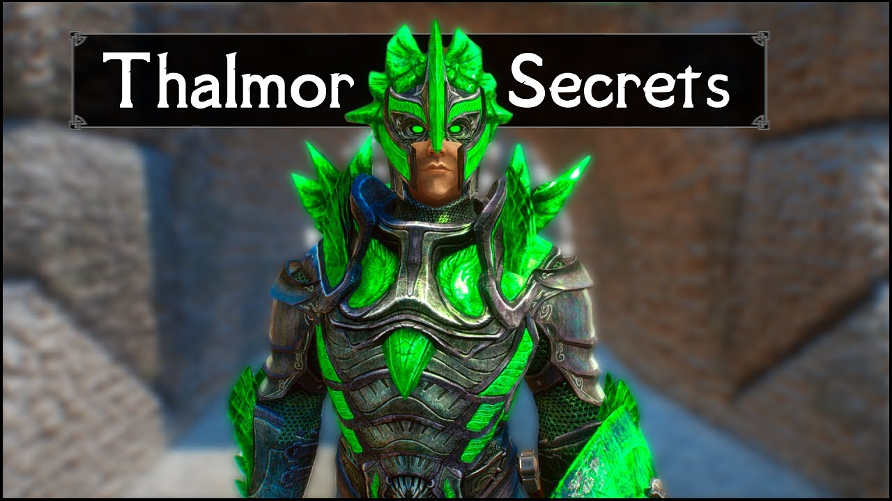 Skyrim: 5 Things They Never Told You About The Thalmor thumbnail