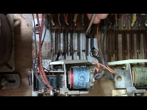 AZTEC Pinball Repair Part 2 - Power Cord, Jones Plugs & Contacts