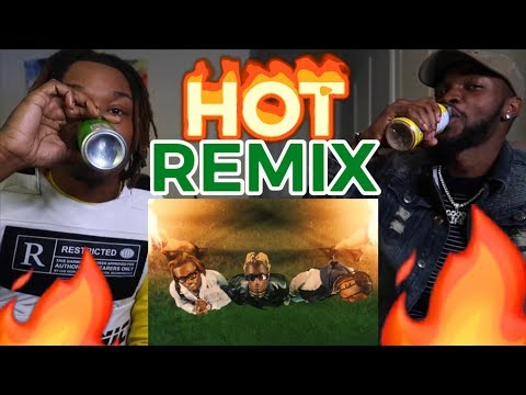 TRAVIS SCOTT OUTTA NO WHERE!!! | Young Thug – Hot ft. Gunna & Travis Scott [Official Video]